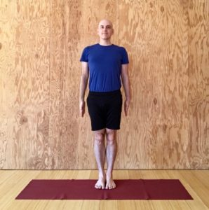 Tadasana, Mountain Pose