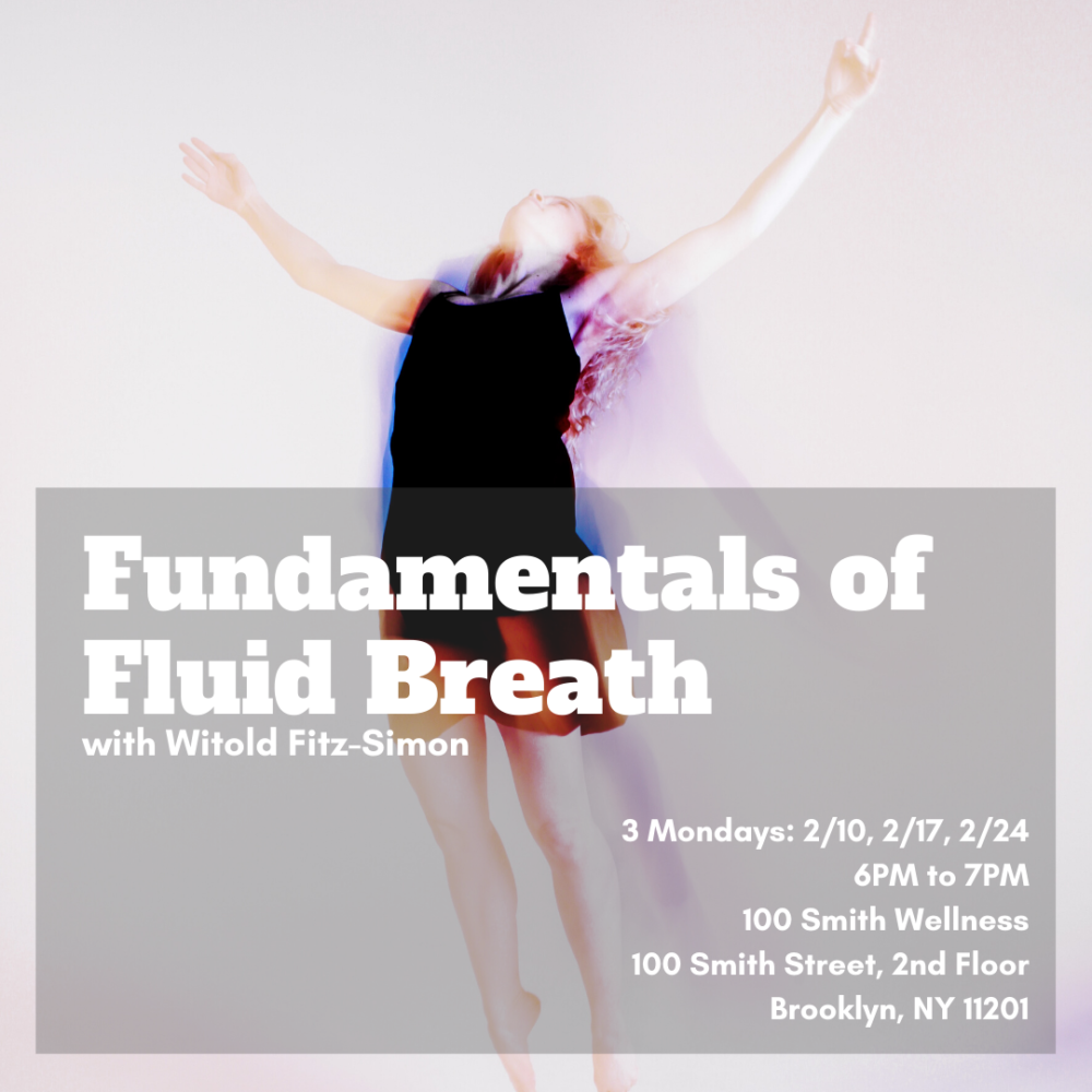 Fundamentals of Fluid Breath